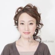 リクルート髪型31