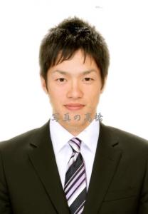 就職活動写真は東京の写真館で15 就職活動写真,髪型,ネクタイ,服装,ご参考に。