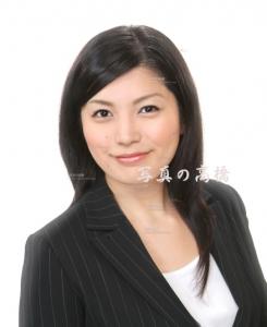 就職活動写真,表情はモナリザ, 美しい就職活動証明写真 16
