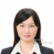 就職活動写真髪型女性27ロング前髪