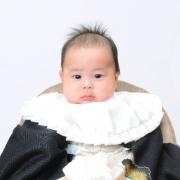 お宮参り写真10江戸川区写真館で記念写真