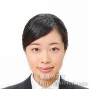 就職活動写真髪型女性 33