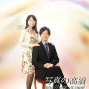 家族写真は江戸川区 結婚記念日に