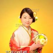 成人式写真東京江戸川区写真館003