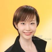 アナウンサー就職,エアライン就職活動写真に最適な表情は笑顔