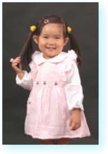 江戸川区証明写真 キッズモデル 子供モデルオーディション見本3 東京写真館 写真の高橋
