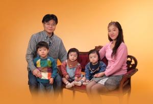 家族写真は江戸川区写真館