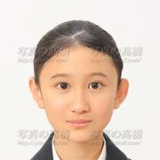 中学受験写真