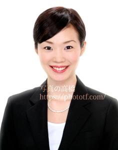 札幌からお見え下さいました。エアライン就職写真です。