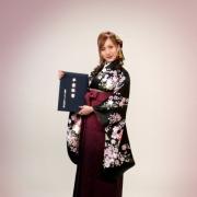 卒業式・袴写真