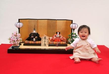 雛祭り  初節句