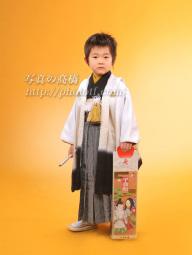 七五三 写真は東京 江戸川区小岩 写真館 写真の高橋で可愛い5歳
