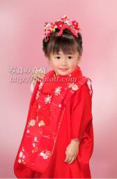 七五三 髪型 3歳の 記念は写真館 東京 江戸川区 小岩のフォトスタジオ 写真の高橋で楽しくかっこよく七五三写真を写そう