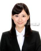 履歴書用証明写真 女性2