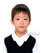 小学校(幼稚園)証明写真見本13