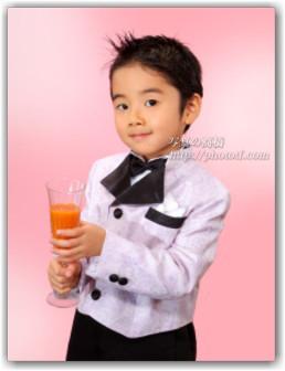 七五三写真 5歳 洋装の記念写真 東京 江戸川区
