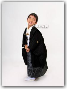 七五三 記念写真 5歳 新作着物 東京 江戸川区写真館