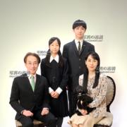 江戸川区,入学写真,家族写真,ペットと一緒