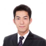 就活 髪型 写真男性06