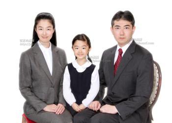 受験写真 受験用 家族 写真 小学校受験 家族証明写真