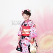笑顔の七五三写真 江戸川区写真館で