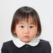 証明写真 幼稚園受験9