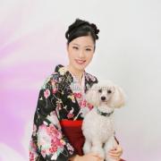 卒業写真 ペットと一緒 小岩の写真スタジオ
