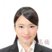 就職活動証明写真髪型6 ハーフアップ