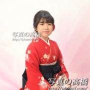江戸川区 卒業式写真,袴姿
