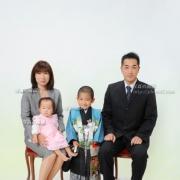 七五三家族写真11