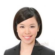 就職活動写真 髪型ショート15