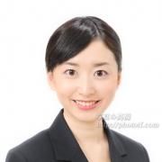 就職活動証明写真髪形アップスタイル 前髪女性14