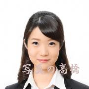 就職活動証明写真 髪形ハーフアップロング7