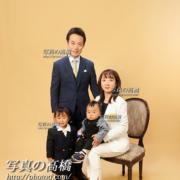 入園写真,家族写真は江戸川区写真館