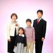 入学記念写真,江戸川区写真館