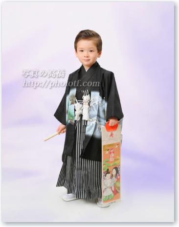 七五三写真 東京の写真館 五歳袴は写真の高橋
