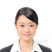 就職活動証明写真 女性 前髪9