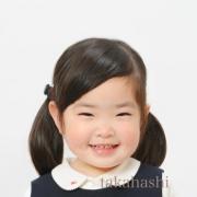幼稚園 受験用写真