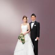 結婚写真 見本