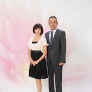 ご夫婦の記念日にお二人で家族写真