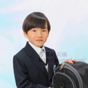 入学記念撮影