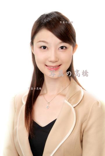 テレビ朝日アナウンサー 就活,就職用の証明写真オーラがあります。