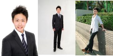 テレビアナウンサー合格 ES就職活動写真