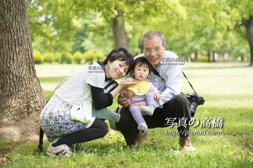 家族写真、スナップ写真