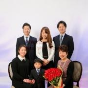 家族写真 家族記念写真は東京