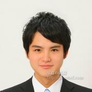 就職活動写真は東京37 就職活動写真,髪型,男性