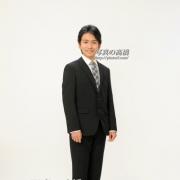卒業記念,スーツで 江戸川区写真館