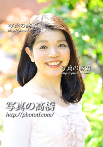 オーディション写真は東京 プロフィール写真は東京 写真の高橋