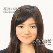 就職活動写真67,髪型,服装公務員,履歴書の写真