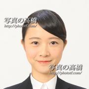 就職活動写真,東京,髪型,前髪,髪色,表情69